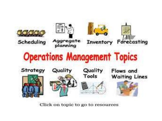 operations and supply chain management week You'll find out about the concept of an operating system and the use of a supply  chain you'll also learn about material resources planning (mrpii) and the role.