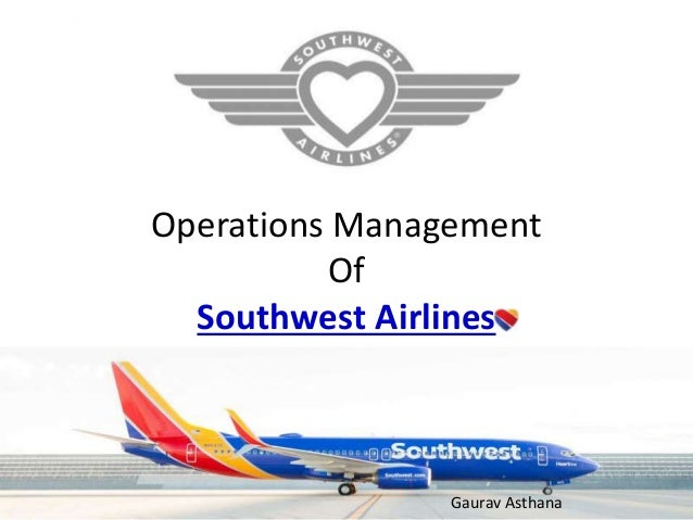 southwest airlines case study solution