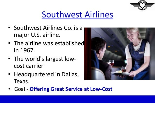 southwests management Around 1 pm on july 20, 2016, customers started sending tweets to southwest airlines, concerned they couldn't check in online or use kiosks at airports facebook live allowed us to triage media inquiries, control the message, show sincerity and give everyone the same information at the same time.