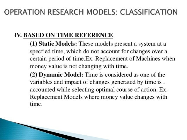 V. BASED ON METHOD OF SOLUTION (1) Analytical Model: These have a specific mathematical structure and can be solved by ana...