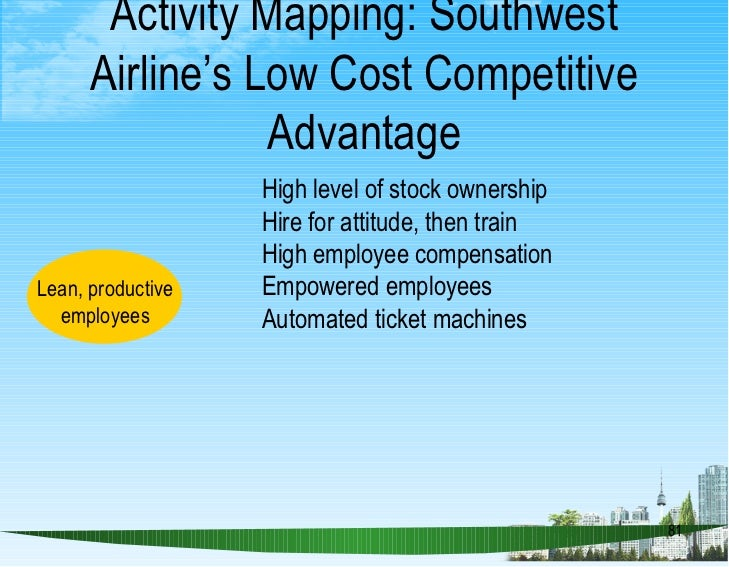 low cost airlines the operations strategies With consistent, efficient and effective operations the focus was on safety,   mango was saa's low-cost carrier, to serve the middle income and.