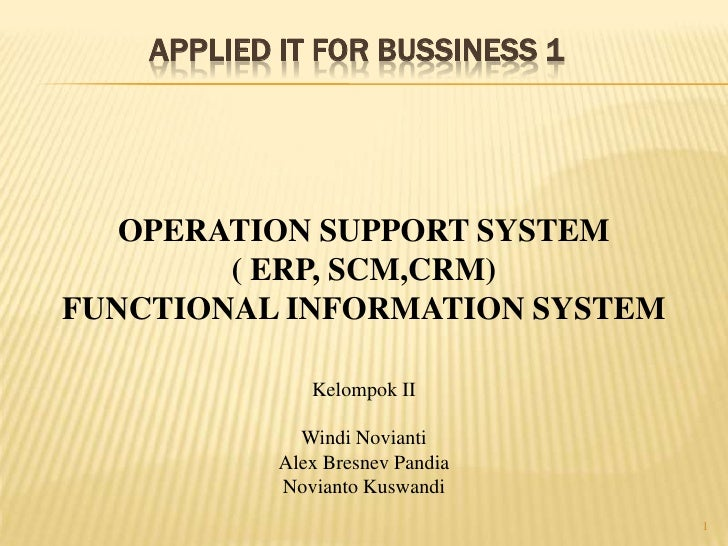 information systems in scm and erp essay Before getting into the depth of erp systems it is important for us know to know a little bit about supply chain management (scm) supply chain is a term used in the spirit of value chain concept supply chain is said to be a dynamic process and basically calls for the constant flow of information, materials and funds across several functional.