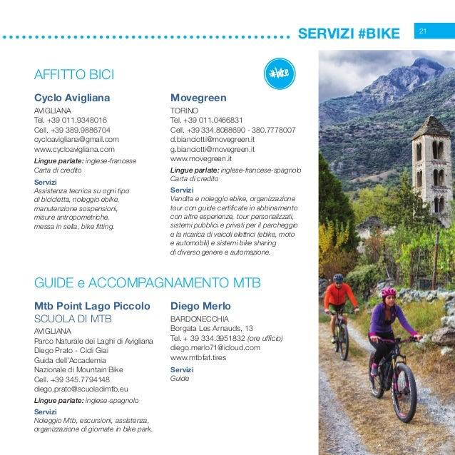 21 servizi #bike 21 Cyclo Avigliana AVIGLIANA Tel. +39 011.9348016 Cell. +39 389.9886704 cycloavigliana@gmail.com www.cycl...