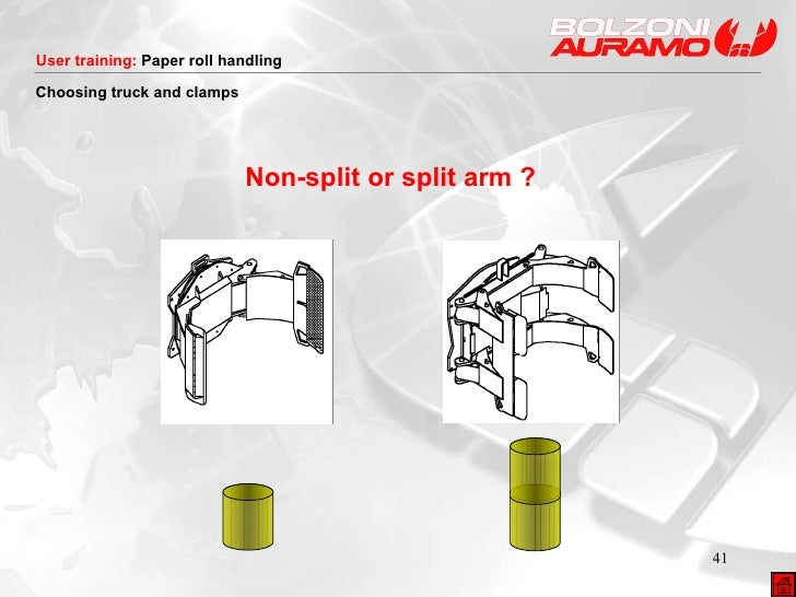 Non-split or split arm  ? Choosing truck and clamps