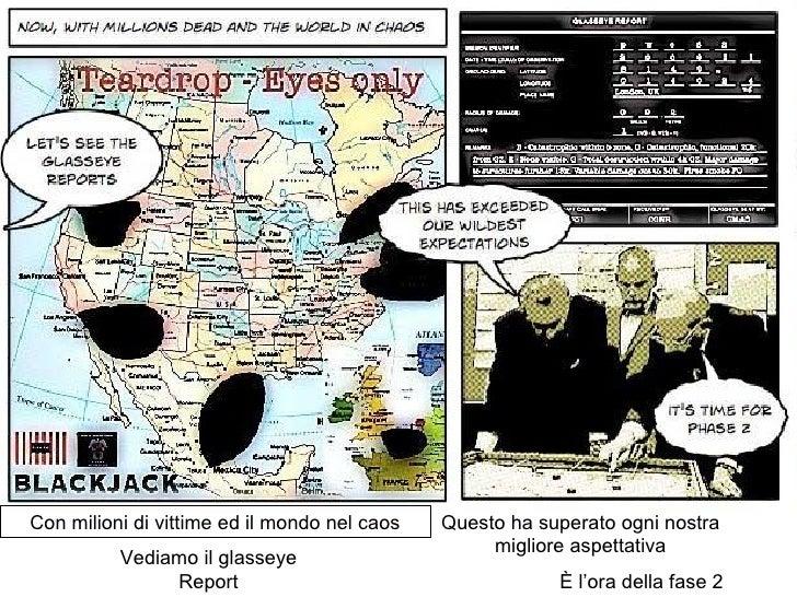 Con milioni di vittime ed il mondo nel caos Vediamo il glasseye Report Questo ha superato ogni nostra migliore aspettativa...