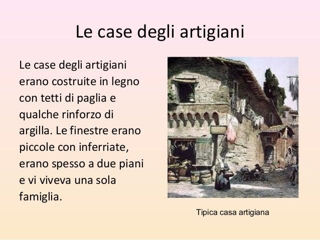 Tecnologia tecniche costruttive nell 39 antica roma e nel for Piani di casa artigiana con seminterrato di sciopero