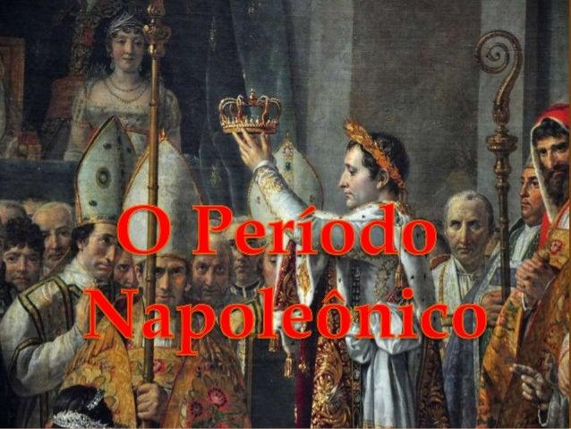 • Nasceu em Ajaccio, Córsega; • Veio de família pobre, mas que continha um título de nobreza; • Se destacava pela incrível...