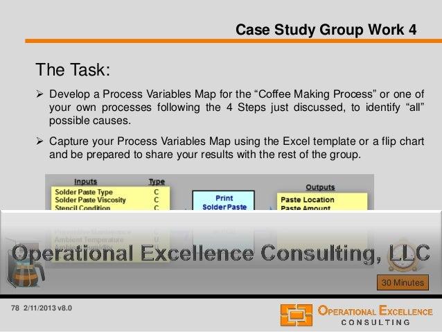 Problem solving case studies business