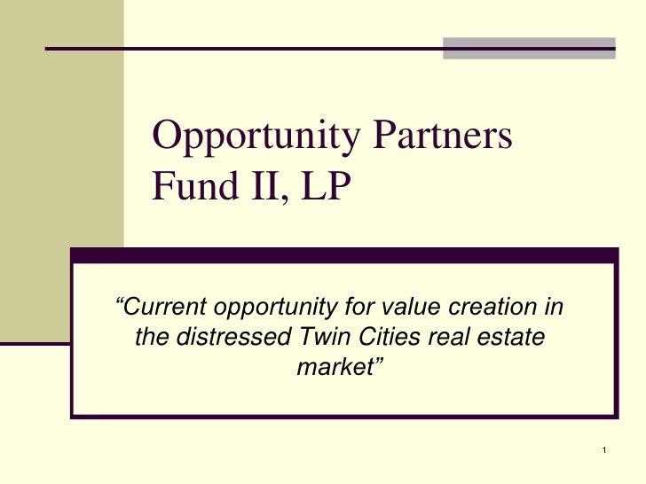 Investment Fund Presentation