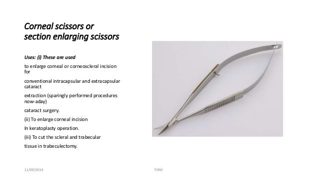 Ophthalmology instruments ophthalmology ppt