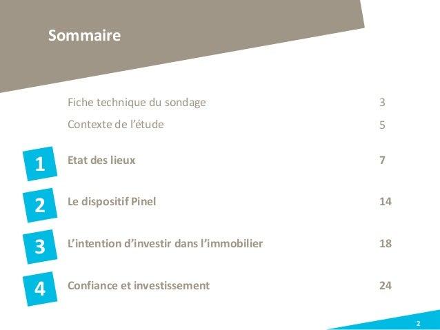 Le rapport deforces politiquenational à six mois des élections Etat des lieux 7 3Fiche technique du sondage Sommaire 1 Le ...