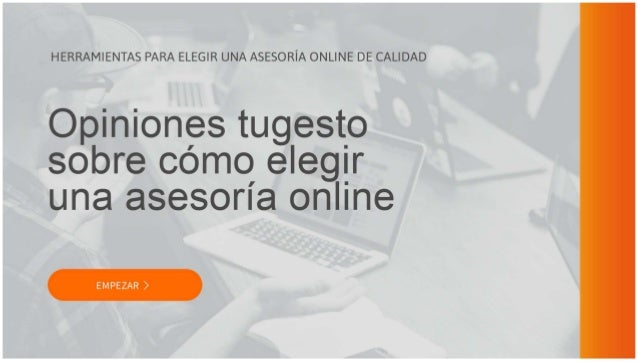 Opiniones tugesto-asesoria-online