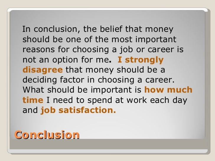 5 paragraph career essay While you don't have to pursue a phd, you should at least explore educational opportunities that could potentially advance your career 5 become a resource for others part of feeling fulfilled in your career is being able to share what you know with others if there are new people working for your company that seem to.