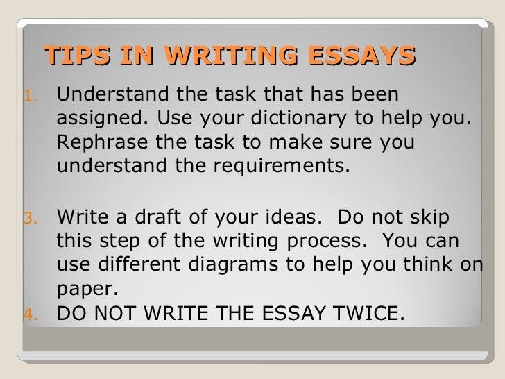 Opinion essay Slide 3