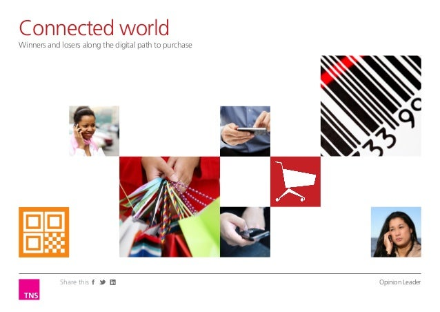 Winners and losers along the digital path to purchase Connected world Opinion LeaderShare this