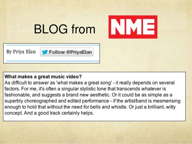 opinionated content articles on music