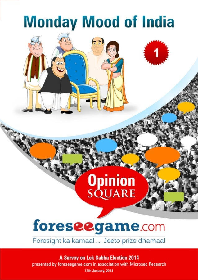 A report by foreseegame.com & Microsec Research 13th January 2014 | 1