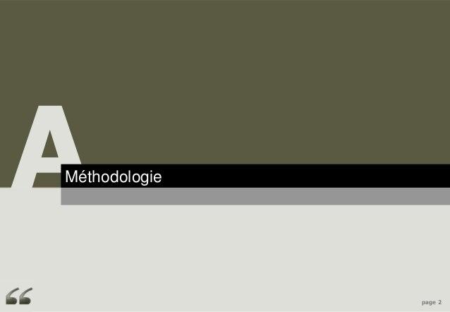 A  Méthodologie  page 2