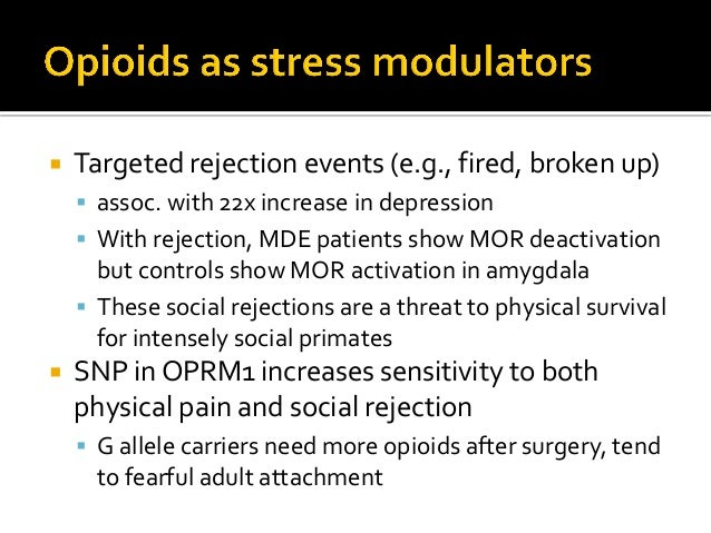  CRF coordinates autonomic, behavioral, and cognitive response to stress w endocrine syst.  In acute stress, CRF acts on...