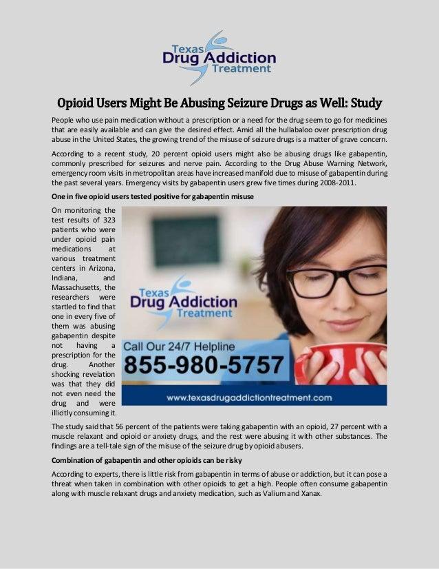 Opiates positive will for gabapentin test