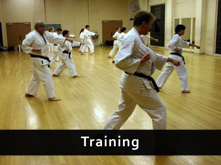 Training<br />
