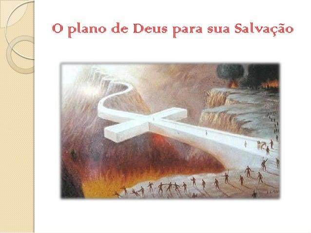 O plano de Deus para sua Salvação