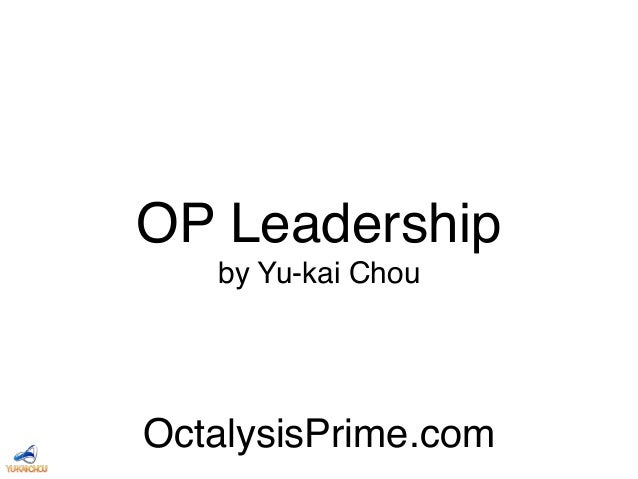 OP Leadership