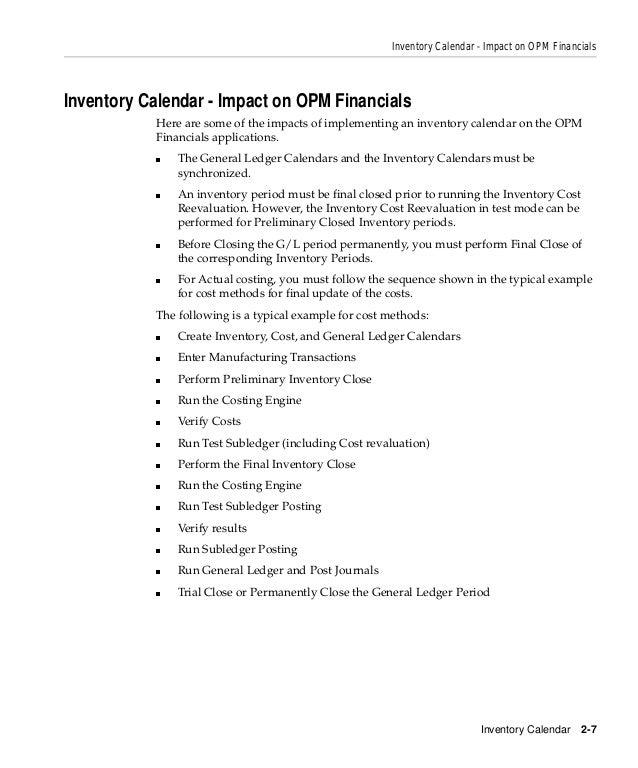 Opm Inv User Guide