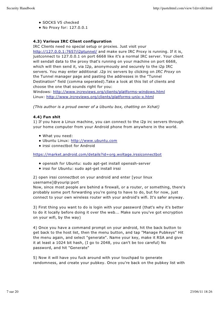 Manual de autodefensa digital (INGLÉS)