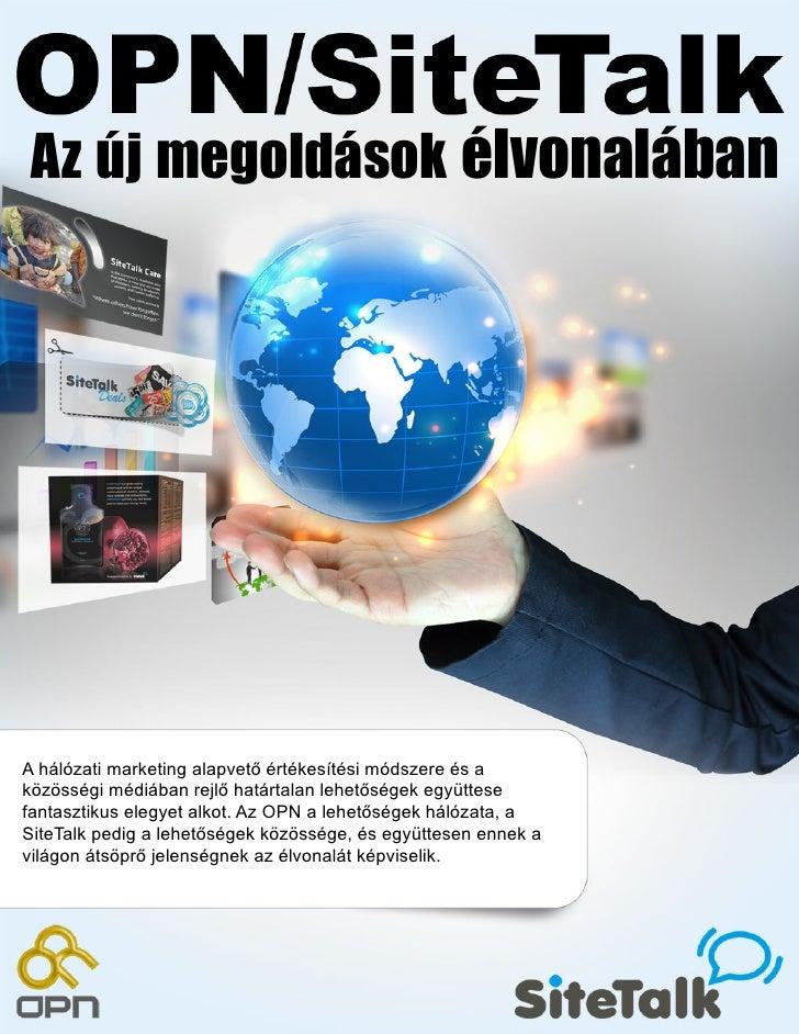 Az új megoldások élvonalábanA hálózati marketing alapvető értékesítési módszere és aközösségi médiában rejlő határtalan le...