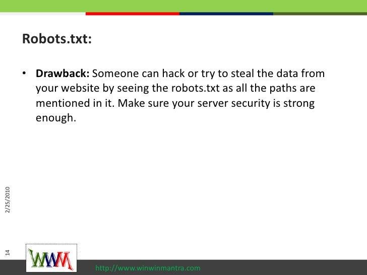 Tips On Meta Keyword, Meta Description And Robot Tag