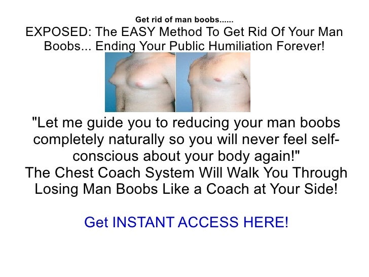 Get rid of man boobs with crazy bulk gynectrol