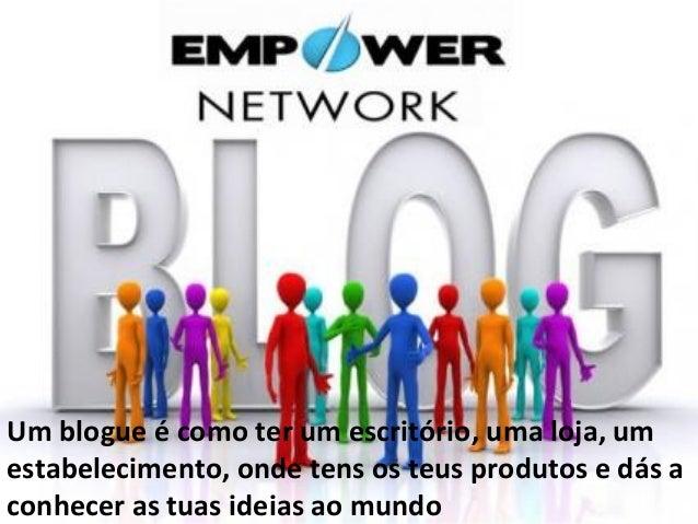 Para o mercado de trabalho precisas de te qualificar, formação pessoal e profissional. Aqui temos tudo isso Um blogue é co...
