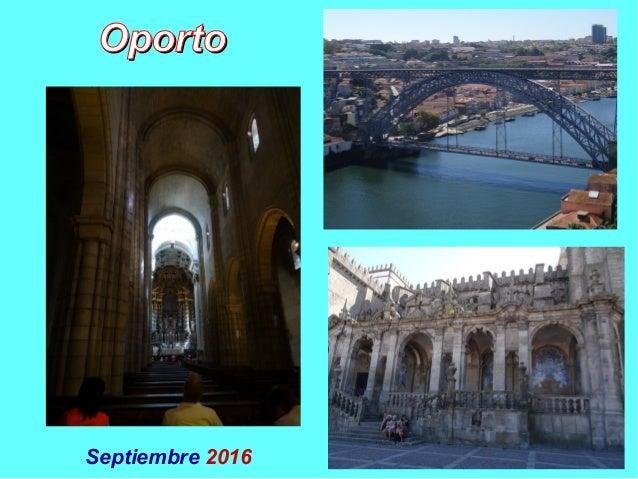OportoOporto Septiembre 2016
