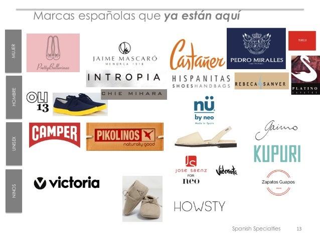 a8e1a5f53 ... 13. Spanish Specialties 13 MUJER Marcas españolas ...