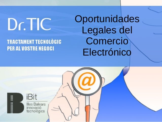 Oportunidades Legales del  Comercio Electrónico