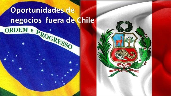 Oportunidades De Negocios En El Sector Minero Chileno Para