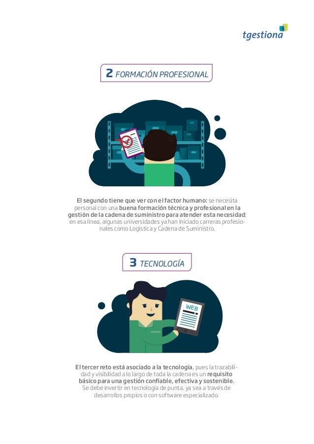 2 FORMACIÓN PROFESIONAL 3 TECNOLOGÍA El segundo tiene que ver con el factor humano: se necesita personal con una buena for...