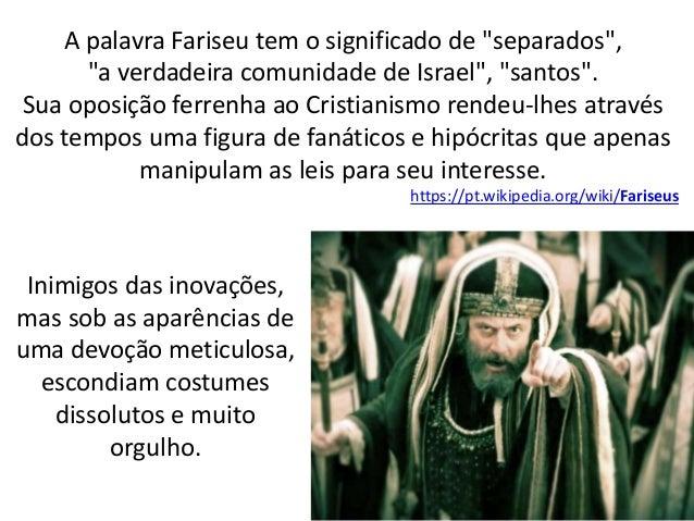 Image result for FARISEUS RITOS