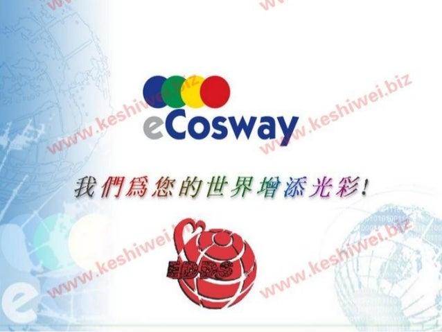 eCosway Opp