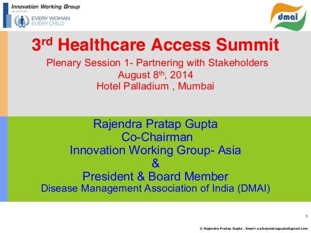 OPPI August 2014 Plenary