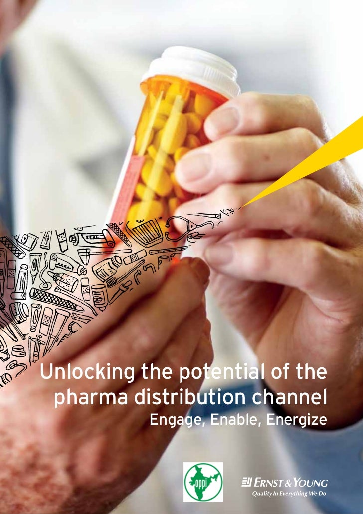 Unlocking the potential of the pharma distribution channel           Engage, Enable, Energize