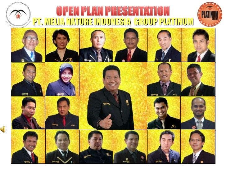 PT. MELIA NATURE INDONESIA  GROUP PLATINUM