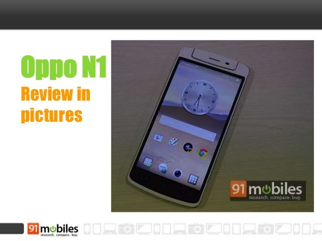 Oppo N1 Review in pictures