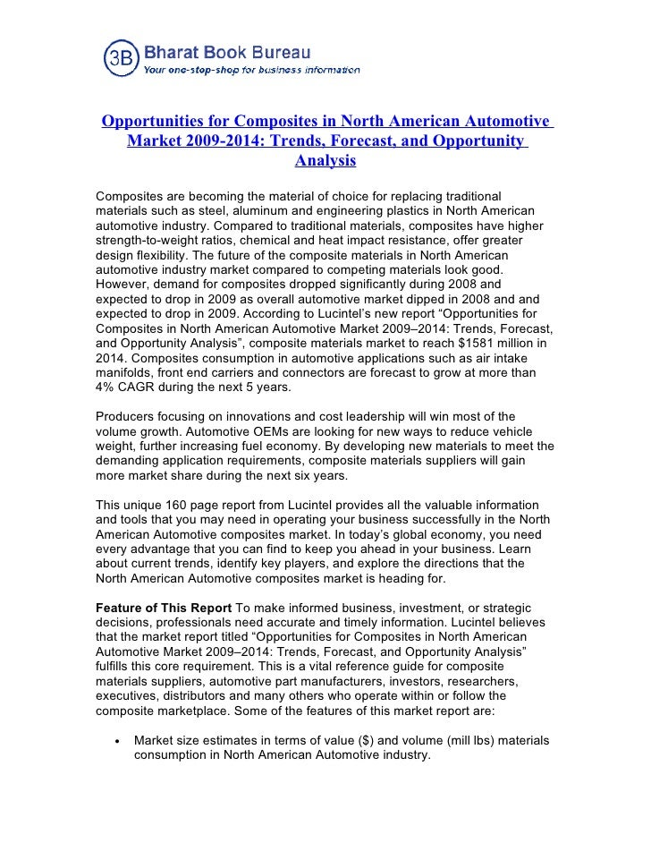american auto industry environmental analysis The american automotive industry provides a unique and significant contribution to the us economy from job creation to domestic production to exportation and research and development, the american auto industry is a leader in multiple arenas, not only here at home, but across the globe.