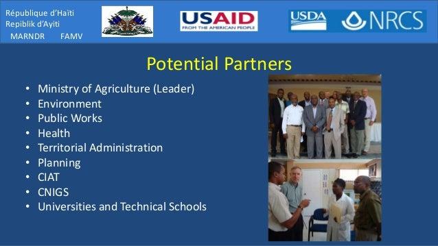 Haiti soil survey and natural resources conservation for Natural resources soil information