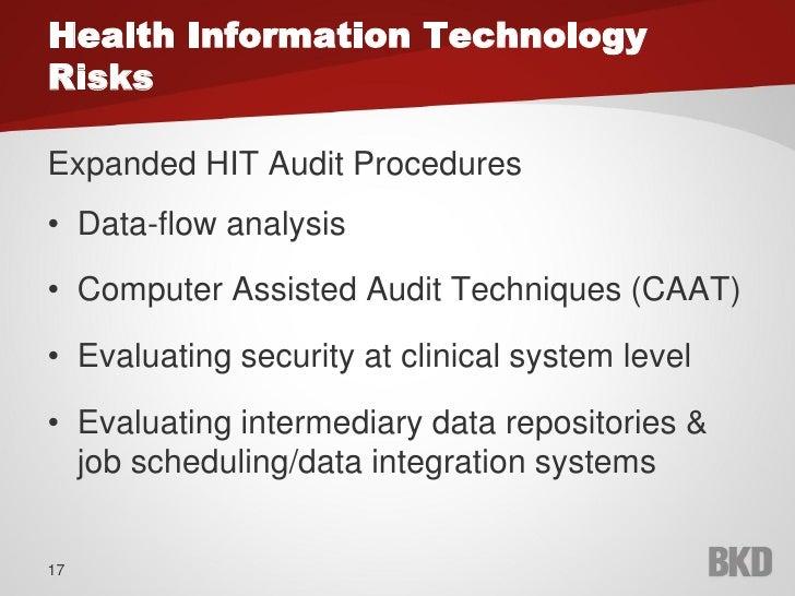 Modern Healthcare Information Technology