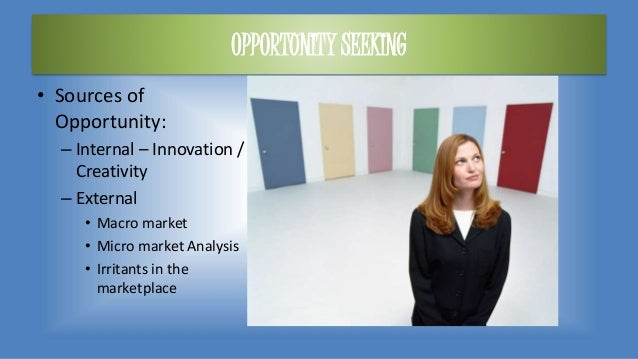 the implications of opportunity recognition for entrepreneurs The nature and experience of entrepreneurial passion  and/or pursue opportunity recognition, venture  type of research findings and implications baron.