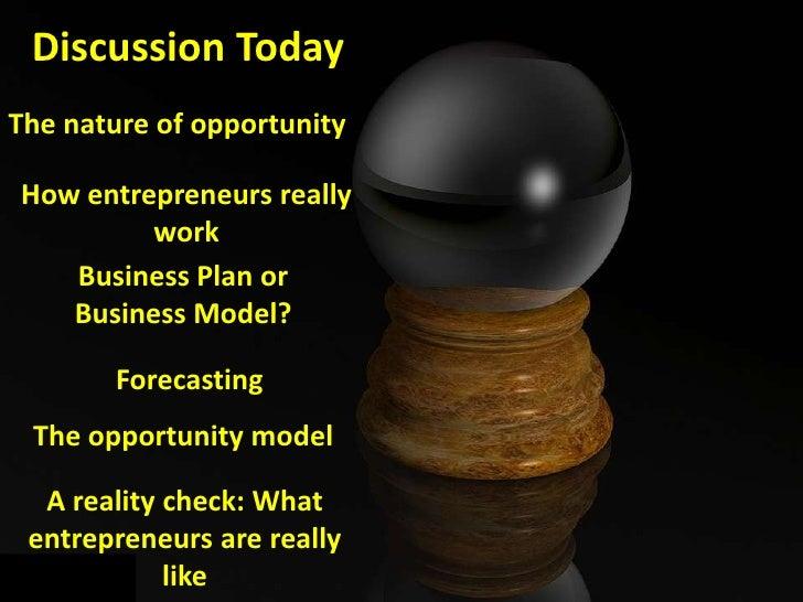 Opportunity, Strategy & Entrepreneurship: A Meta-Theory Slide 3