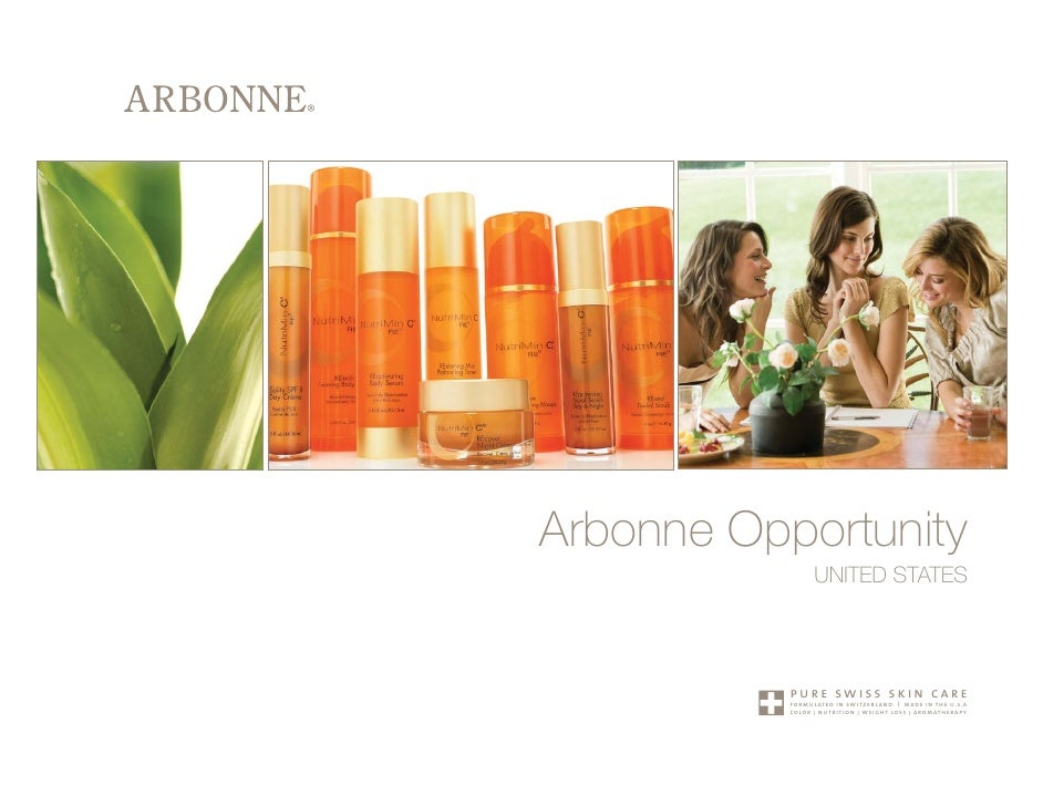 Arbonne Opportunity             UNITED STATES